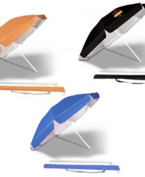 San Clemente Beach Umbrella - Avail in: Black