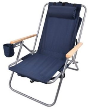 Foldable Beach Chair & Backpack