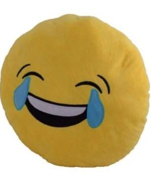 Emoji 40cm Cushion - Tears