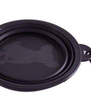 Portable Dog Bowl - Folds Flat