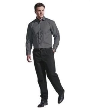 Mens Saga Lounge Long Sleeve - Avail in: Grey