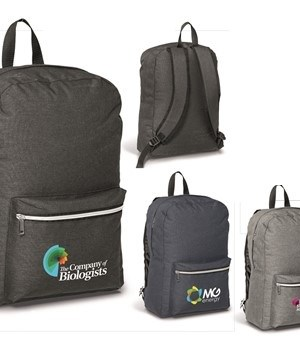 Tulsa Backpack - Charcoal