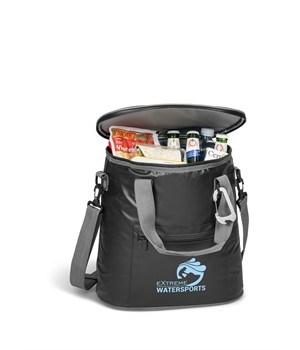 Sierra Water-Resistant 24-Can Cooler - Black