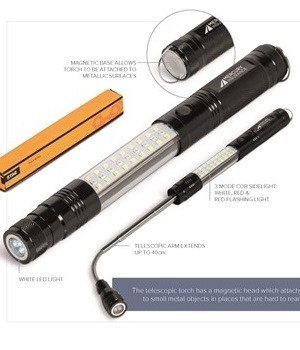 Stac Multi Function Torch