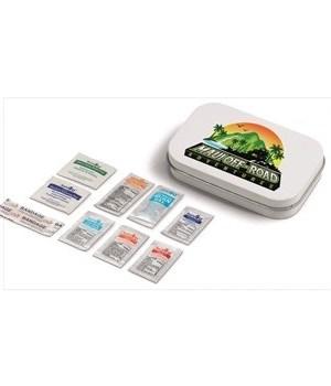 Trek First Aid Kit - White
