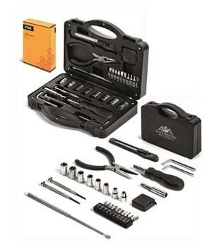 Stac 28-Piece Tool Set - Black