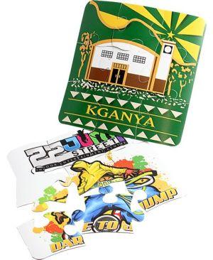 9 Piece Puzzle Magnet