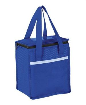 Wave Design Lunch Cooler - Non-Woven