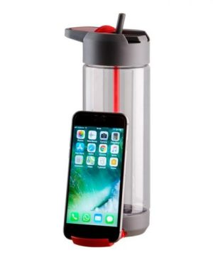 700ml Tritan Water Bottle With Phone Holder