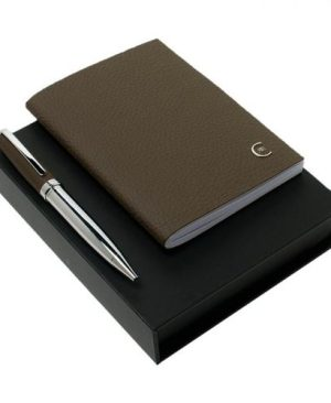 Cerruti Luxury Notebook and Pen Set