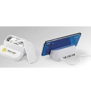 Ace USB Hub & Phone Stand
