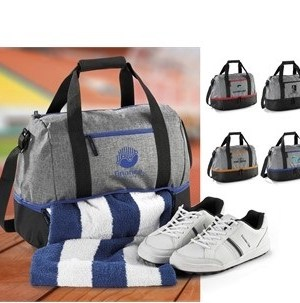 Misty Double Decker Sports Bag