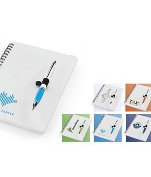 Phenix A5 Notebook & Pen