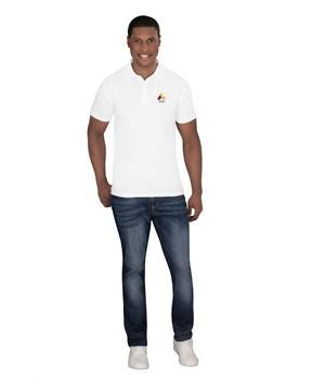 Mens Distinct Golf Shirt