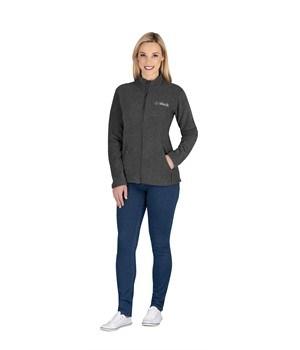 Ladies Oslo Micro Fleeve Jacket