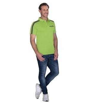 Mens Nautilus Golf Shirt