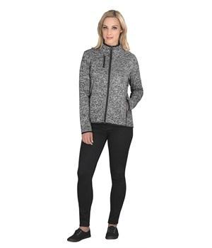 Ladies Melange Patagonia Fleece Jacket