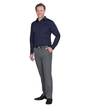 Mens Long Sleeve Seattle Twill Shirt