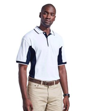 Barron Mens Two-Tone Golfer - Avail in: Black/Blue