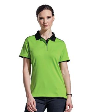 Barron Ladies Leisure Golfer - Avail in: Black/Red