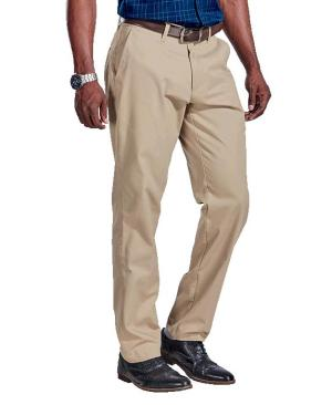 Barron Flat Front Chino - Avail in: Black
