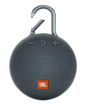 JBL Clip 3 Portable Bluetooth Speaker - Avail in: Black