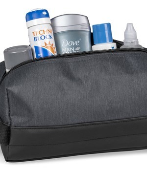 Basecamp Toiletry Bag - Grey