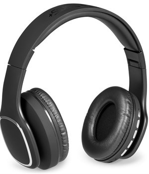 Rio Bluetooth Headphones - Black