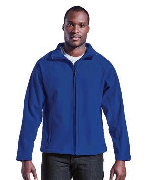 Barron Mens Techno Jacket - Avail in: Black