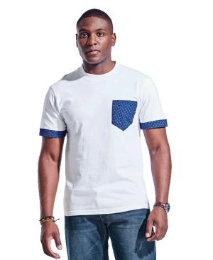 Barron Mens 160g Bokang T-Shirt - Avail in: Navy/Navy