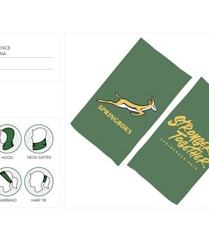 Springbok Cadence Tubular Bandana