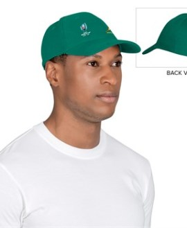 World Cup Heavy brushed Cotton cap - Available in: Green