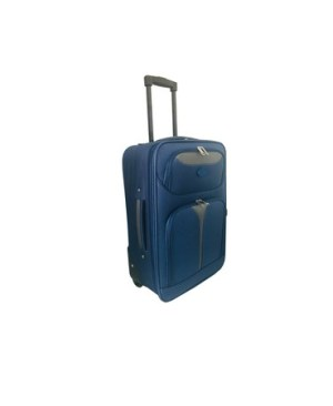 Soft Case Luggage Bag - 20 inch - Avail in Black or Blue