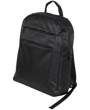 High Quality polyester laptop backpack with various compartments and padded straps