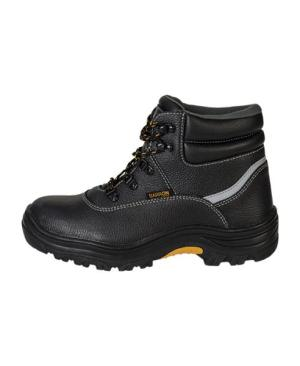 Barron Optimus Mining Boot - Available in: Black