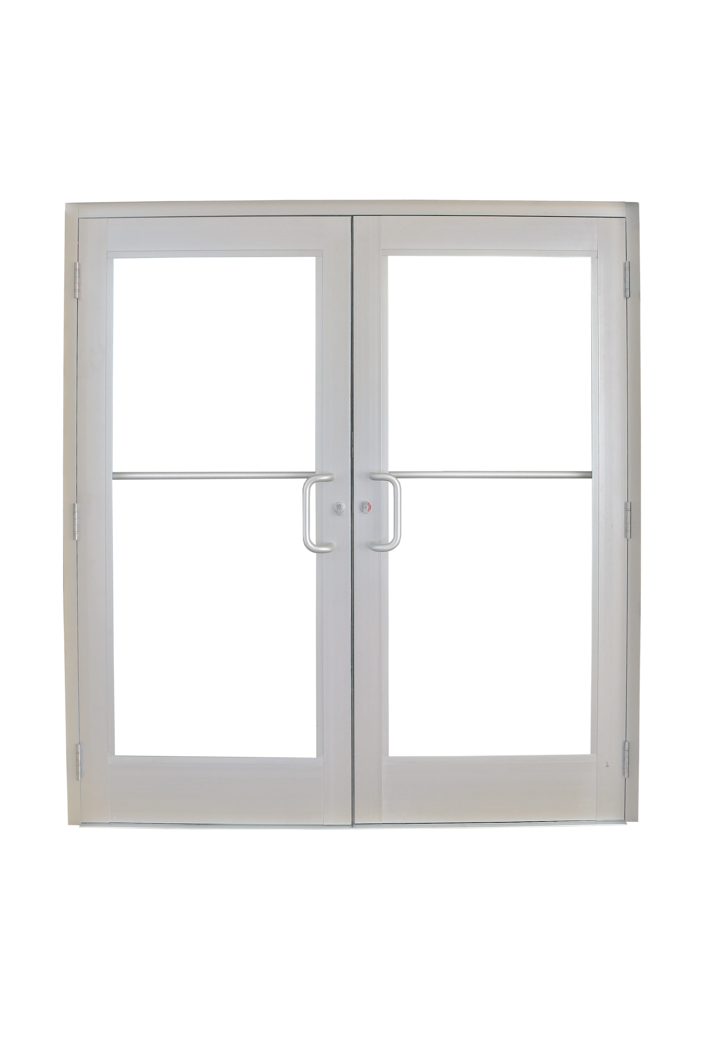 Entry Door Se3550 Storefront French Door Impact Resistant