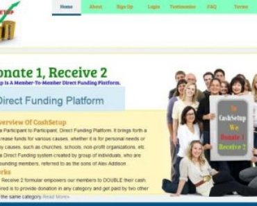 CashSetup Review - Just Launch & Paying with 3hours, Register