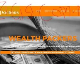 Wealthpackers Login - Get 100% Returns of your Money