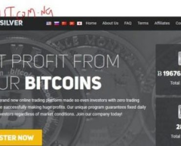 BitSilver.biz - Get profit from your Bitcoins ASAP