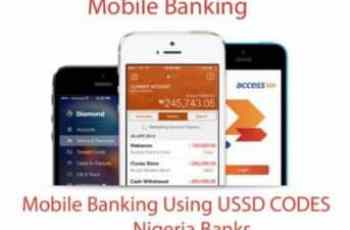 Bank USSD Codes - Nigeria Mobile Banking Using USSD Codes