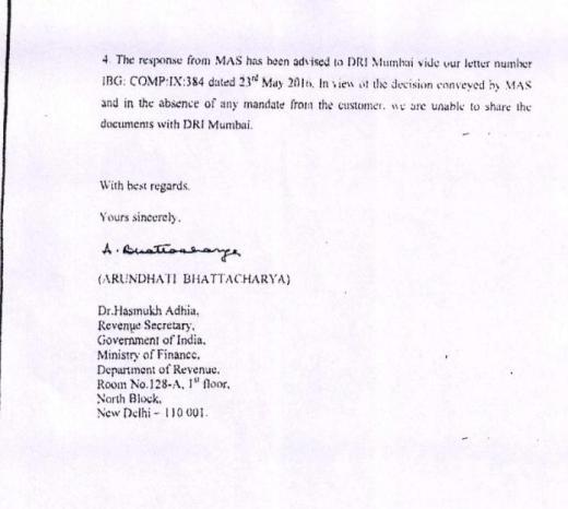 DRI-SBI correspondence Page 3