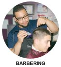 Get Started in the Barbering Course