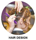Get Started in the Hair Design Course