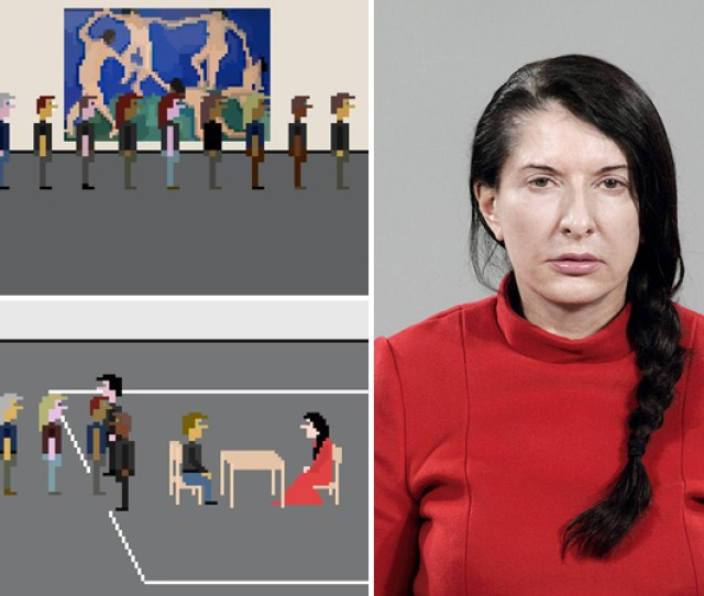 Performance Artist Marina Abramovics Moma Exhibition The Artist Is Present Has Now Become