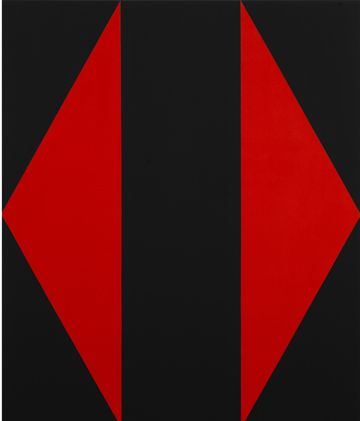 Carmen Herrera, Two Worlds