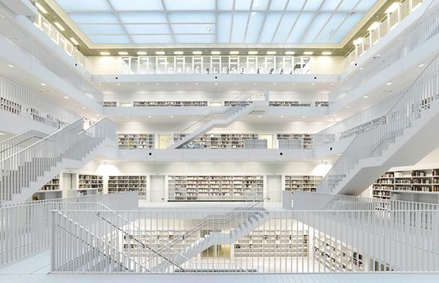 Stuttgart Library, Yi Architects, 2011