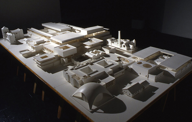 Educational Complex (1995) by Mike Kelley