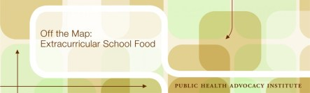 Off the Map: Extracurricular School Food