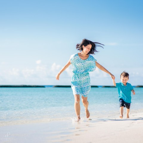 family photographer in maldives
