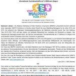 """Um diesen PR-Text zu lesen, nach dessen Erhalt heute der nachfolgende Offene Brief an die Firma an die Firma Kaus Media Services (Maldives Marketing & PR Corporation) verfaßt wirde, klicken Sie mit der rechten Maustaste auf das Bild, wählen """"in neuem Tab öffnen"""" und klicken dann zur weiteren Vergrößerung nochmals darauf."""